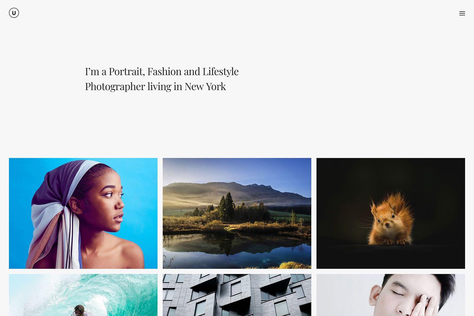 Portfolio Albums