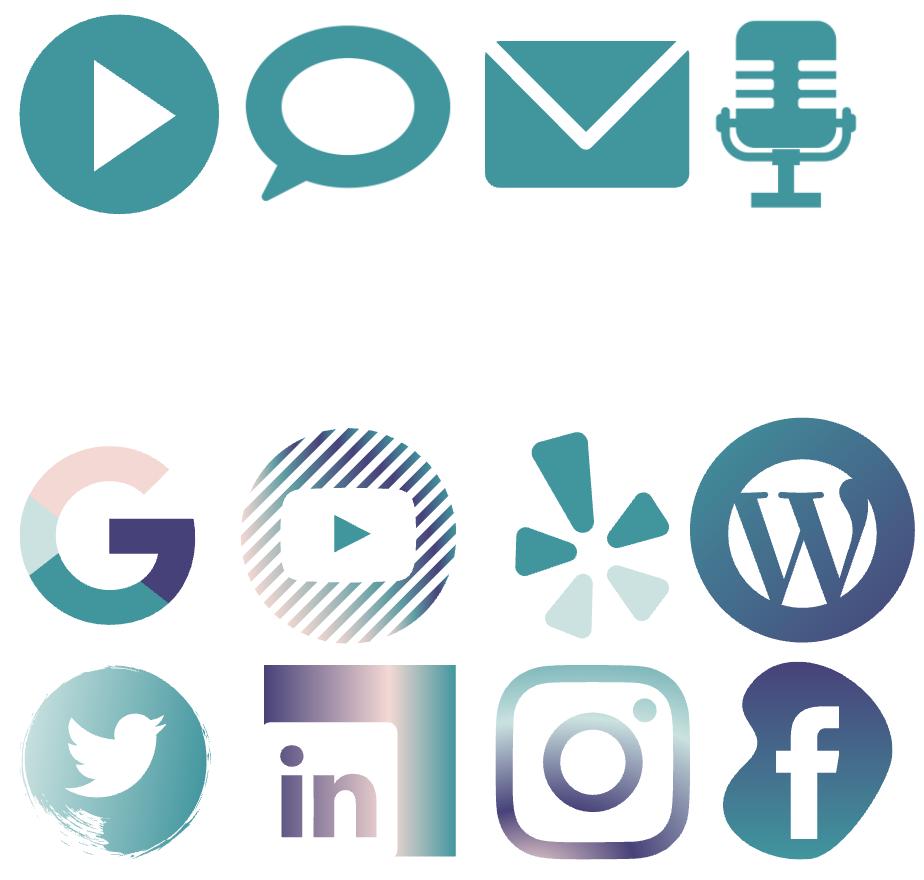 custom branded icons